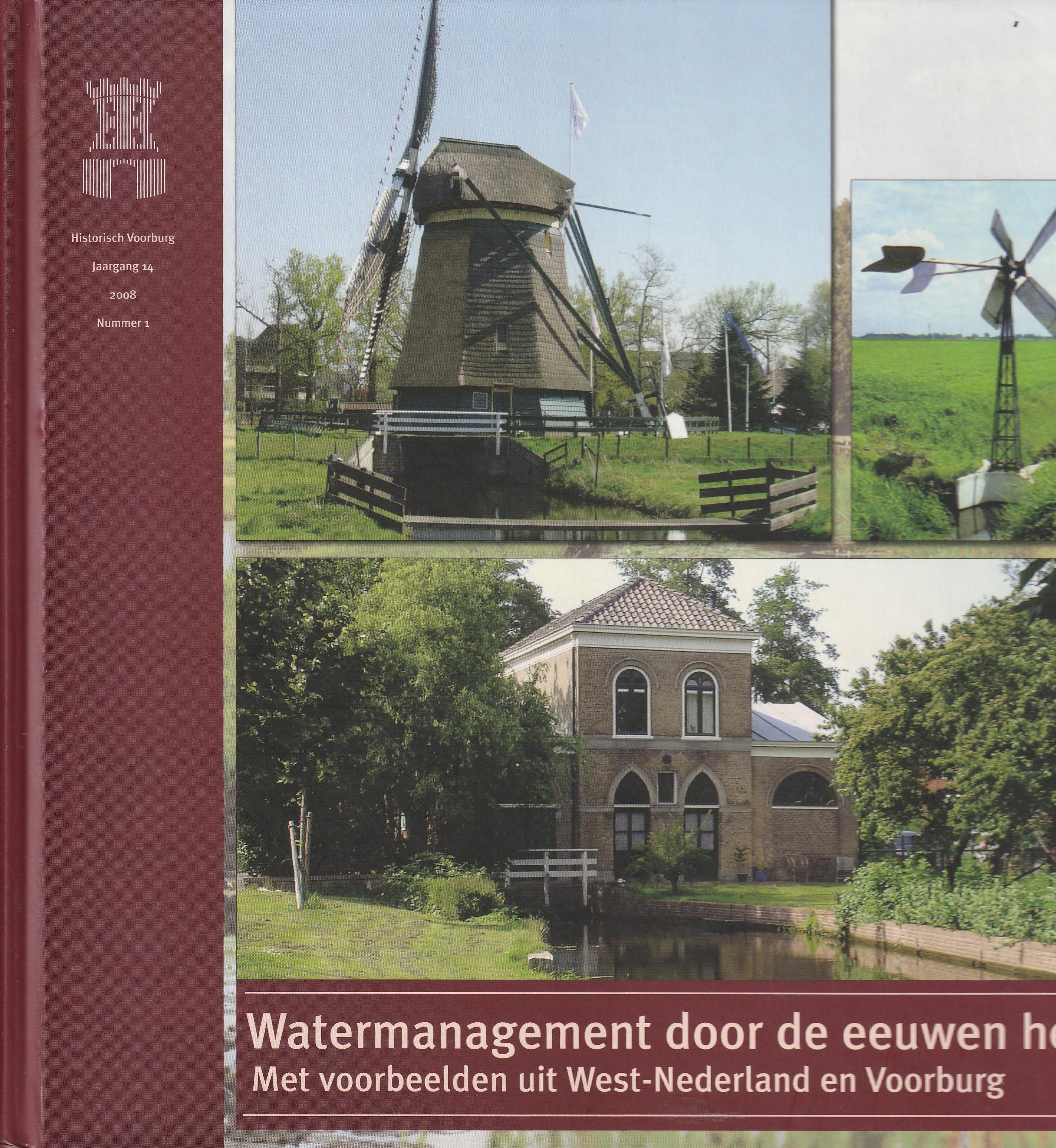 Watermanagement door de eeuwen heen