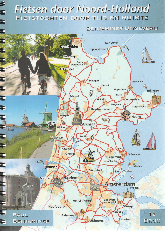 Fietsen door Noord-Holland