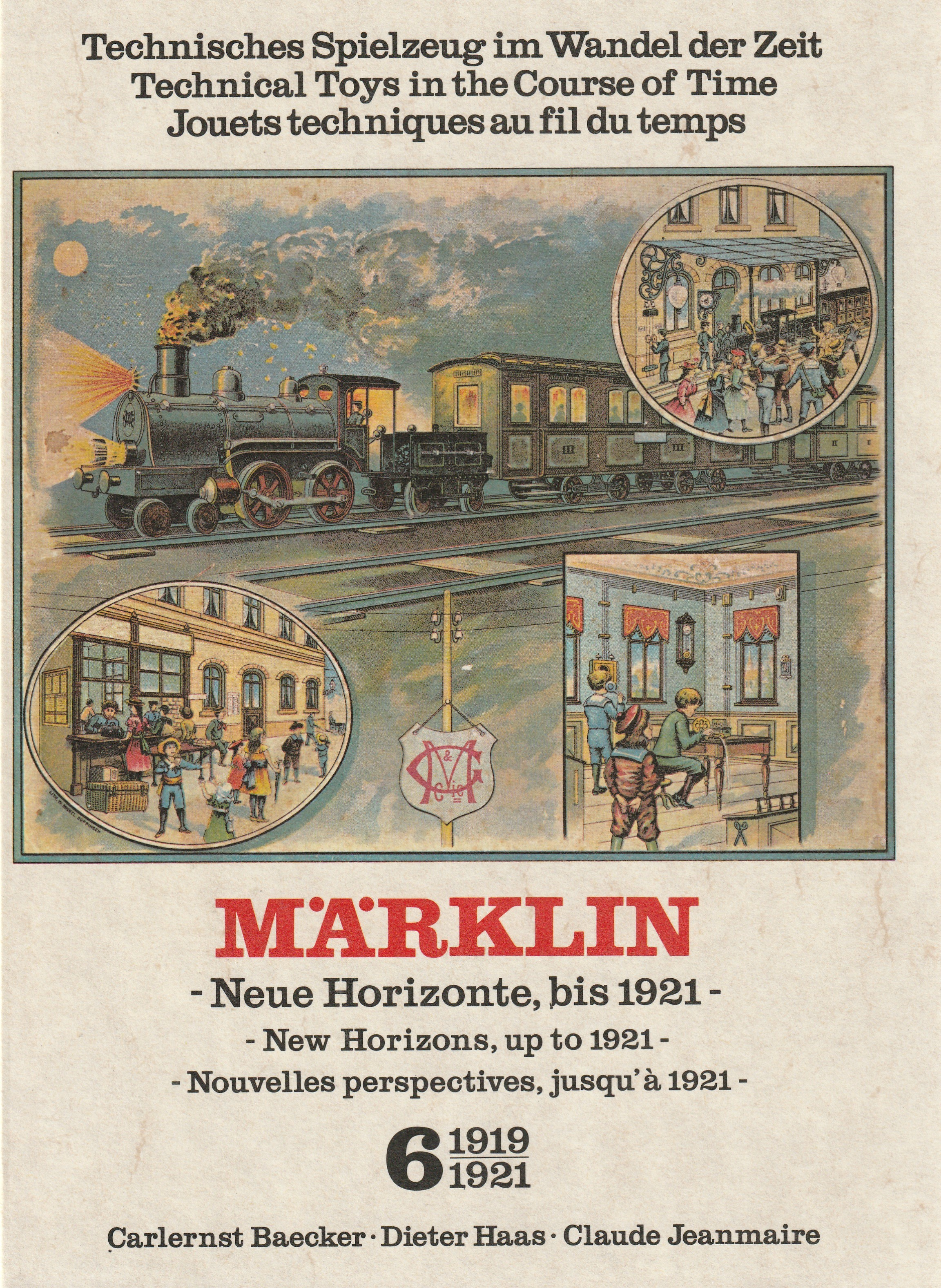 Maerklin Neue Horizonte, bis 1921 6 1010/1021