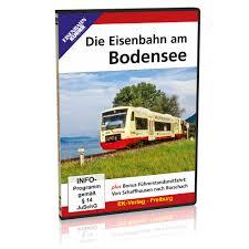 Die Eisenbahn am Bodensee