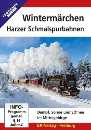 Winterm?rchen Harzer Schmalspurbahnen