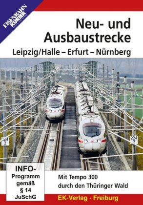 Neu und Ausbaustrecke Leipzig/Halle-Erfurt