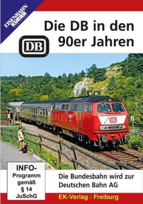 Die DB in den 90er Jahren DVD