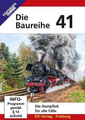 Die Baureihe 41,DVD