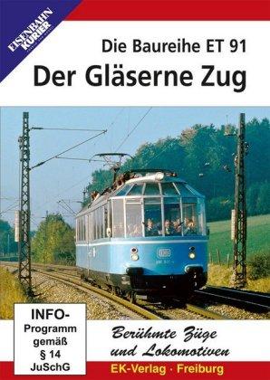 Der Glaeserne Zug DVD