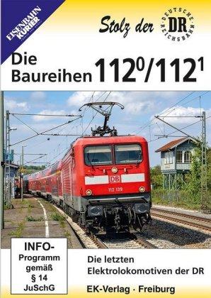 Die Baureihen 112.0 und 112.1,DVD