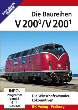 Baureihen V 200.0 u.V 200.1,DVD