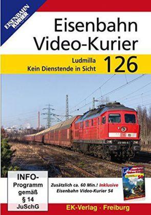 Ludmilla In Dienstende Sicht Ek Vk 126