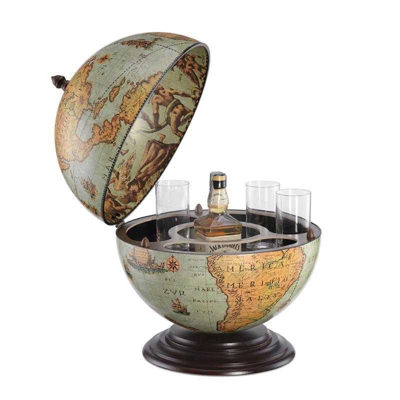 Nettuno desk bar globe 40 Laguna