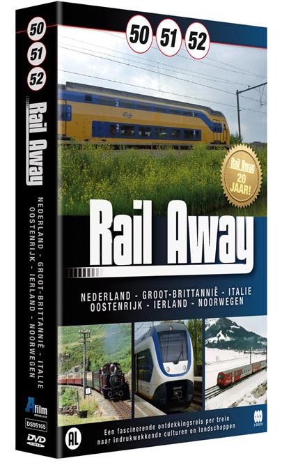 Rail Away 50 51 52