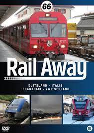 Rail Away 66 Duitsland/Italie/Frankrijk