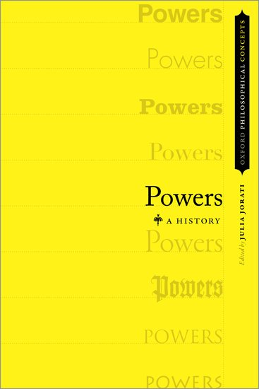 OXFORD PHILOSOPHICAL CONCEPTS SERIES: Powers