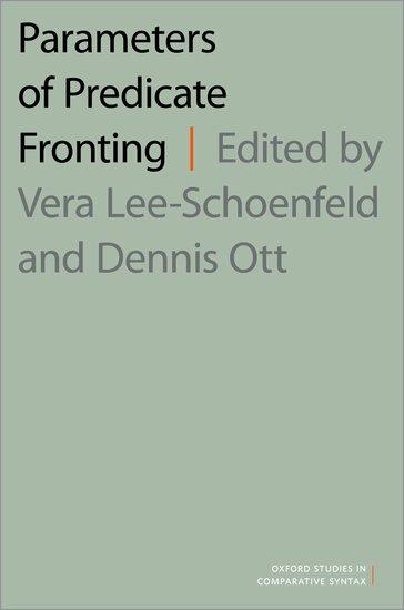 Parameters of Predicate Fronting