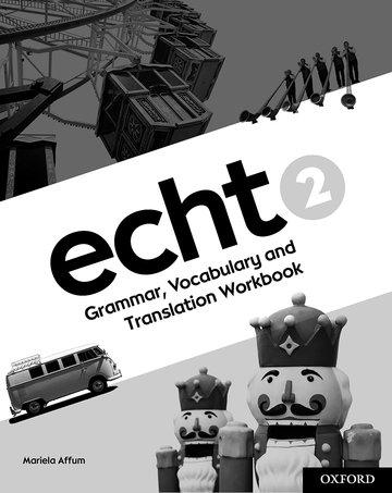 Echt 2 Workbook (pack of 8)