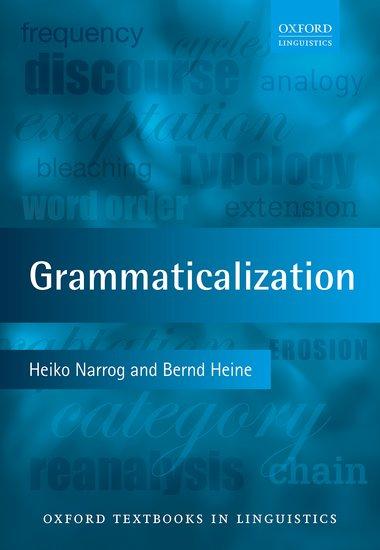Grammaticalization