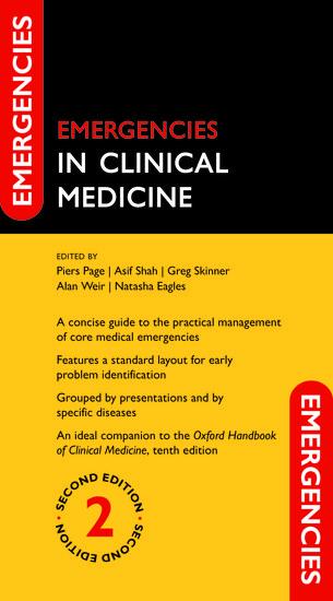 Emergencies in Clinical Medicine