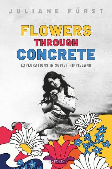 Flowers Through Concrete