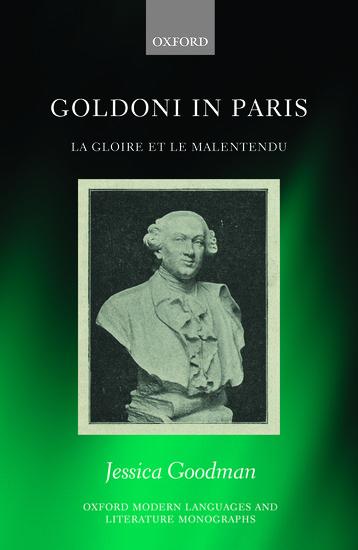 Goldoni in Paris