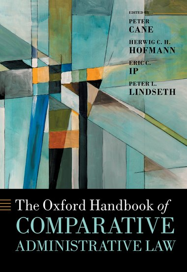 The Oxford Handbook of Comparative Administrative Law