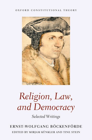 Religion, Law, and Democracy