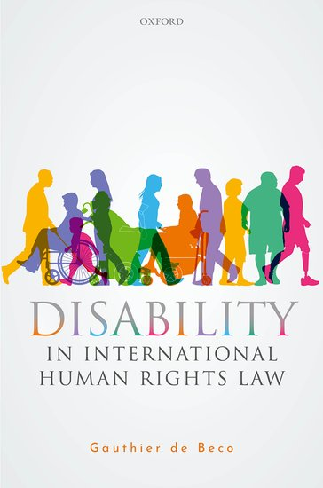 Disability in International Human Rights Law