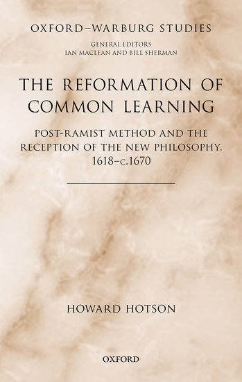 The Reformation of Common Learning
