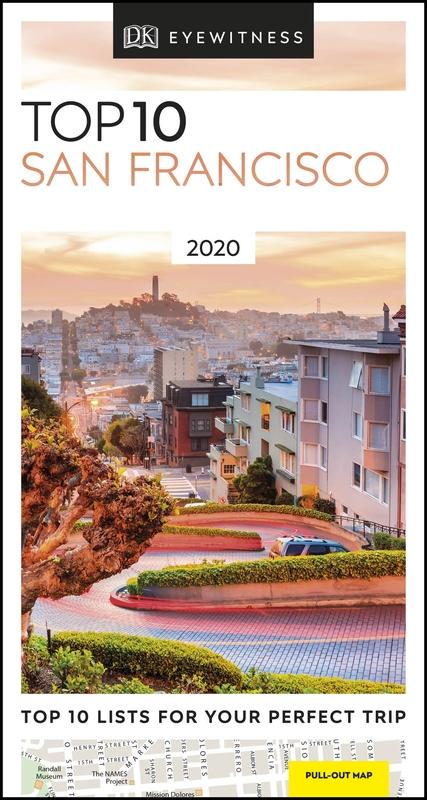 DK Eyewitness Top 10 San Francisco
