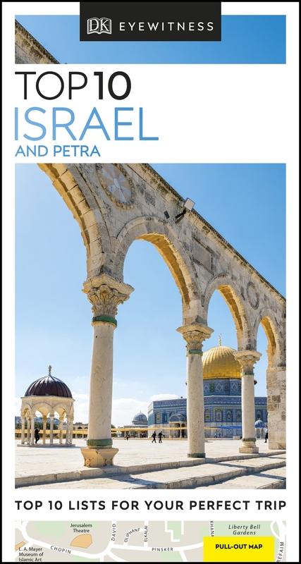 Dk Top 10 Israel and Petra