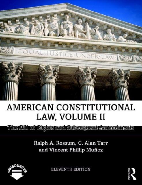American Constitutional Law, Volume II