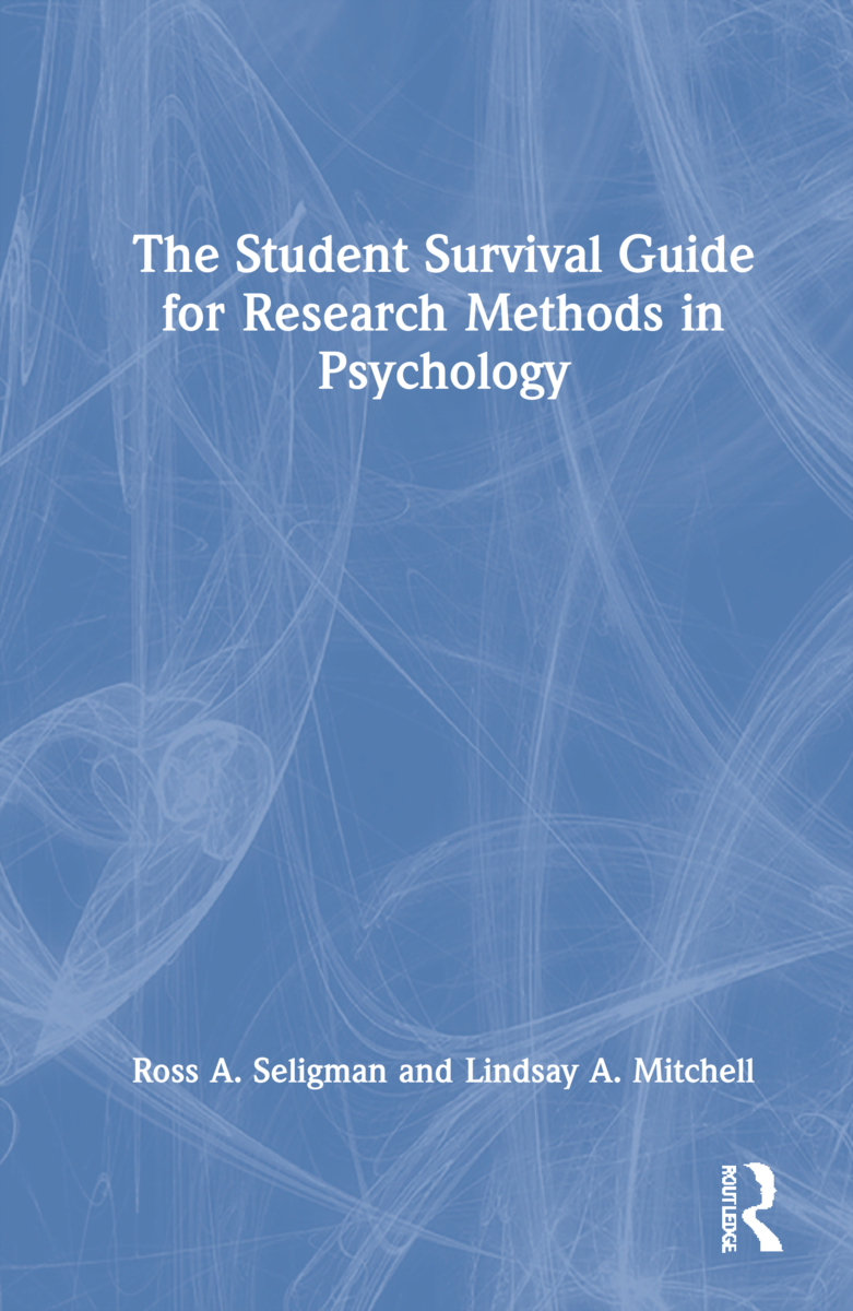 The Student Survival Guide for Research Methods in Psychology