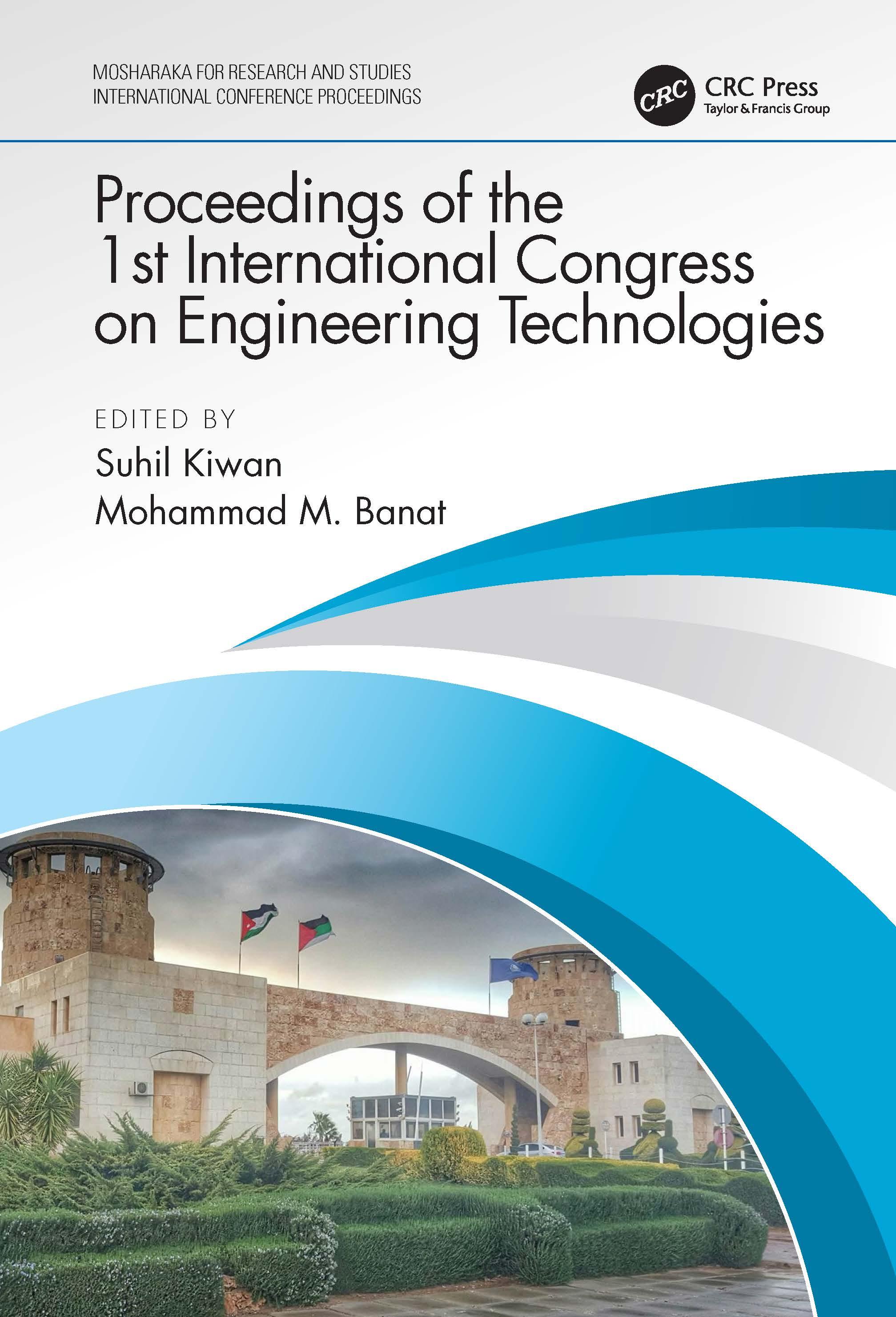 Proceedings of the 1st International Congress on Engineering Technologies