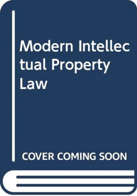 Modern Intellectual Property Law