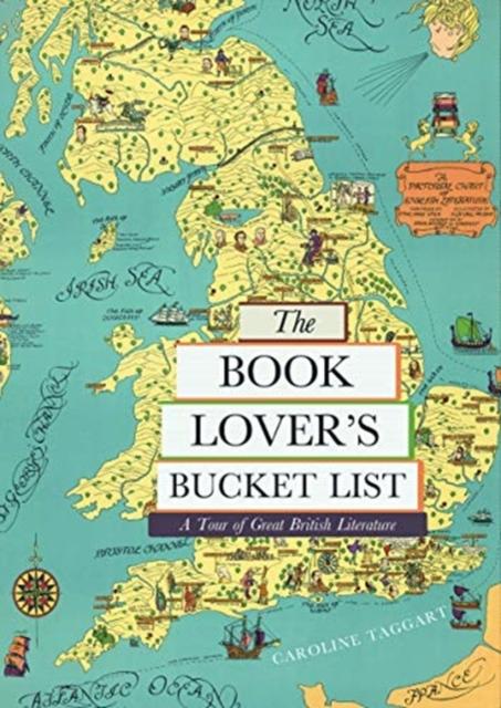 The Book Lover's Bucket List