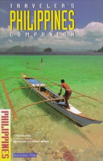 Traveler's Companion Philippines 1998