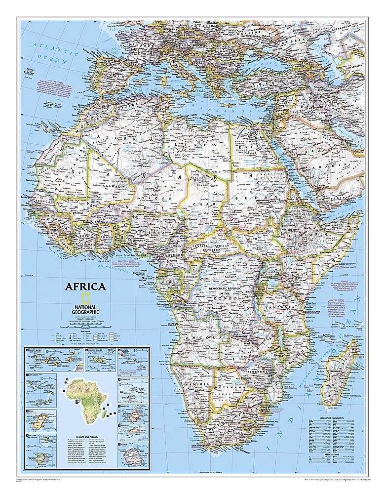 Africa Classic, Tubed
