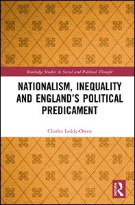 Nationalism, Inequality and England's Political Predicament
