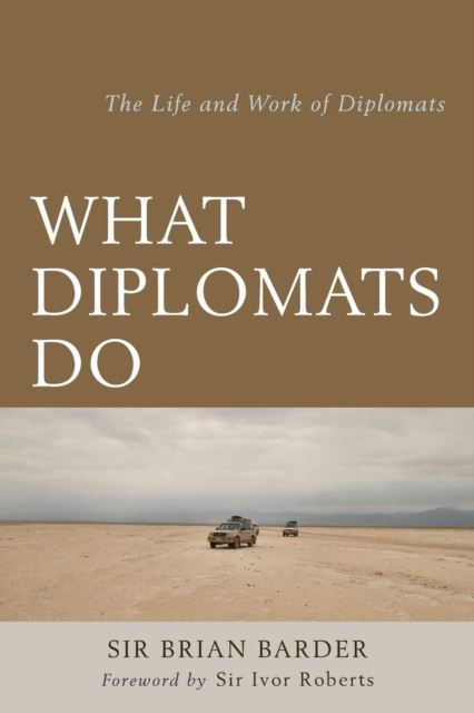 What Diplomats Do