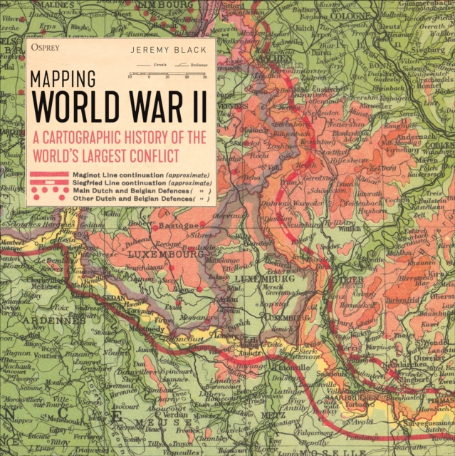 Mapping World War II