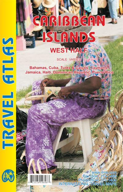 Caribbean Island West