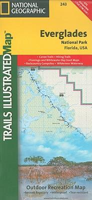 Maps, N: Everglades National Park
