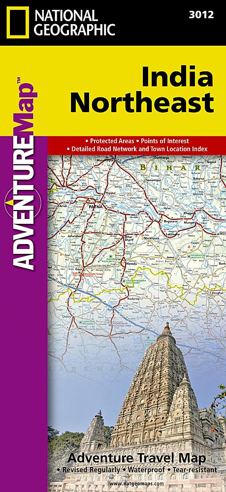 Maps, N: India, Northeast