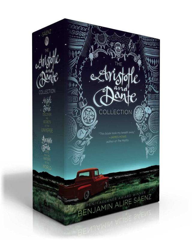 The Aristotle and Dante Collection: Aristotle and Dante Discover the Secrets of the Universe; Aristotle and Dante Dive Into the Waters of the World