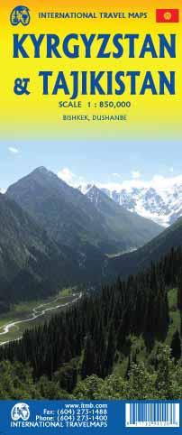Kirgizië / Tadzjikistan