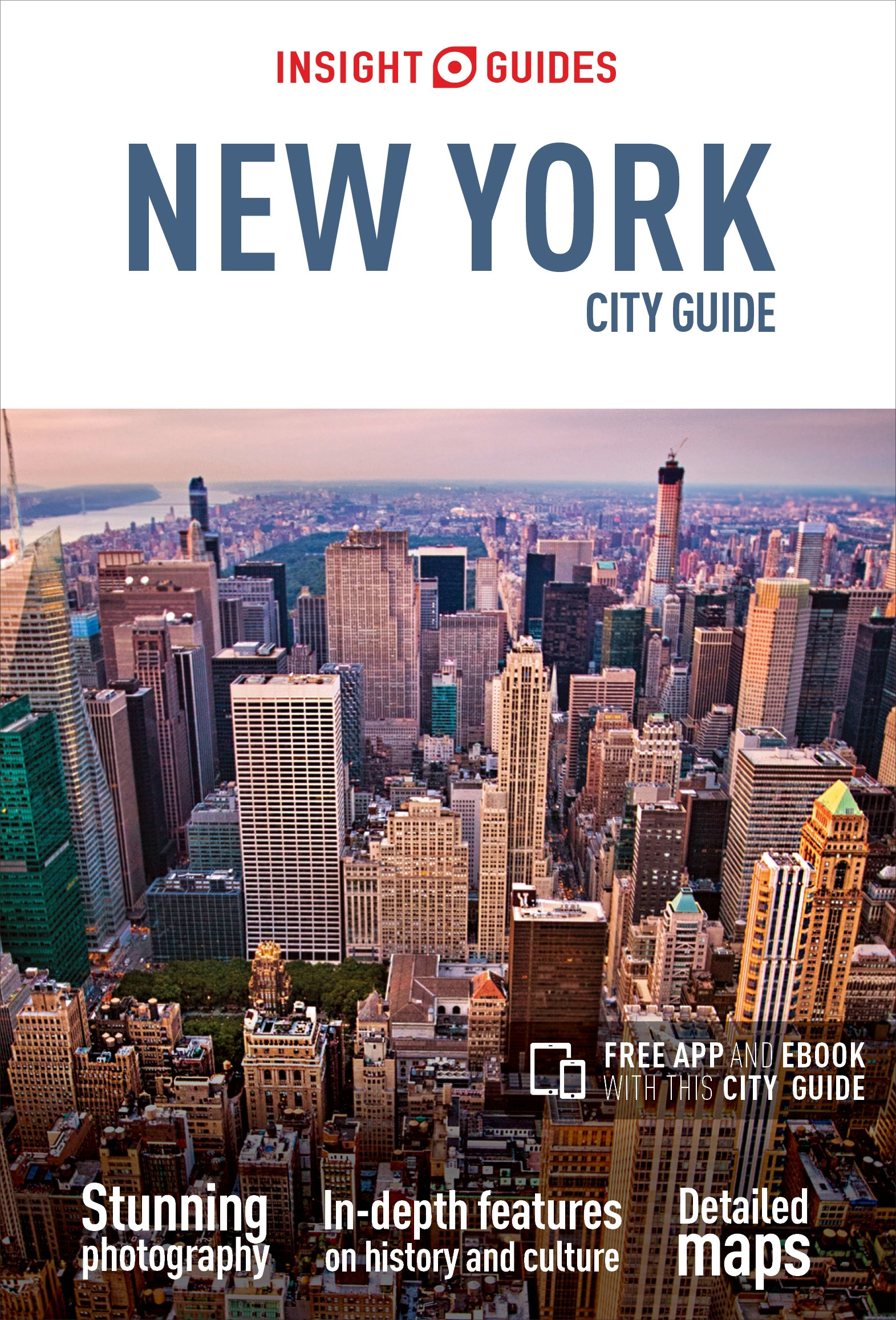 Insight Guides City Guide New York (Travel Guide with Free eBook)