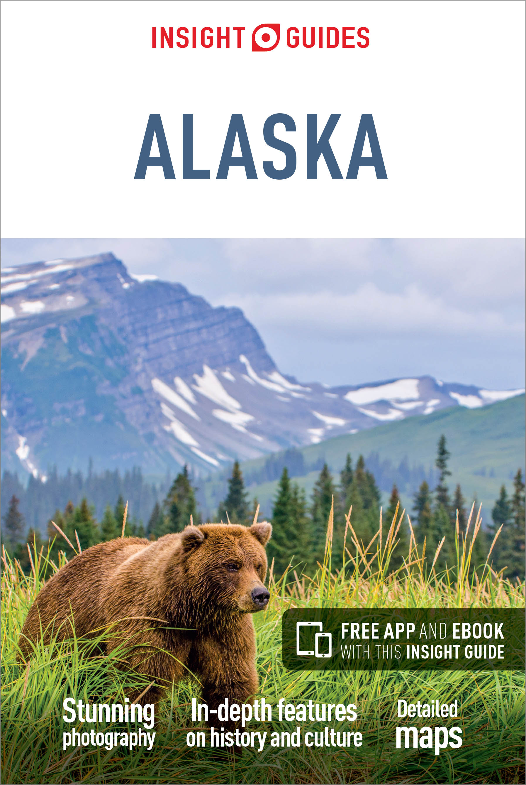 Alaska (Travel Guide with Free eBook)