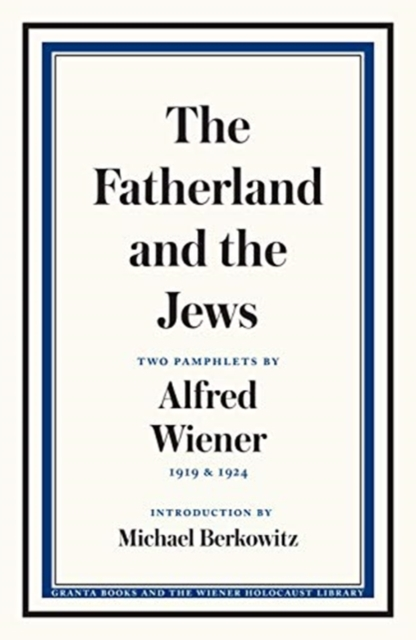 The Fatherland and the Jews