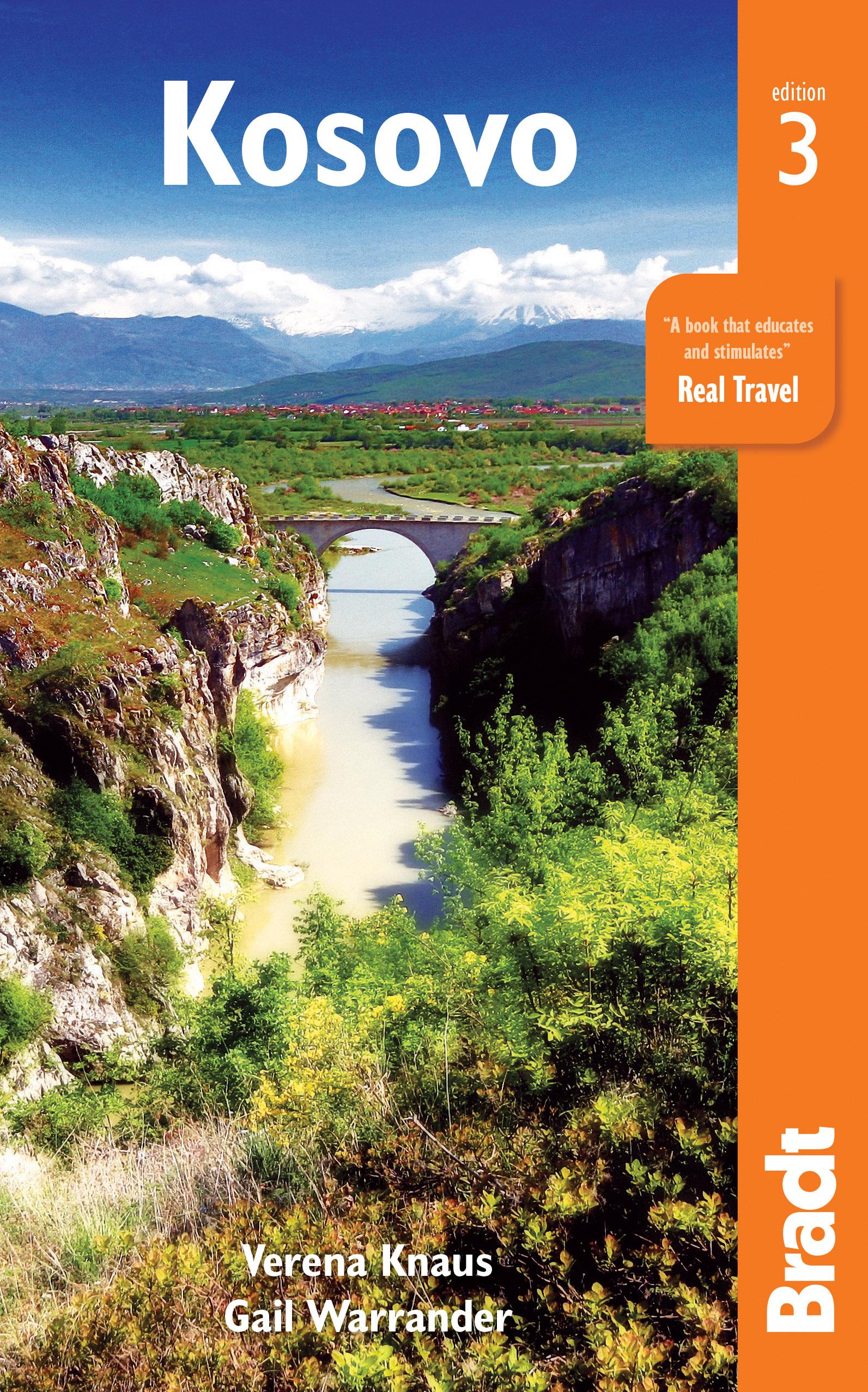 Bradt Kosovo