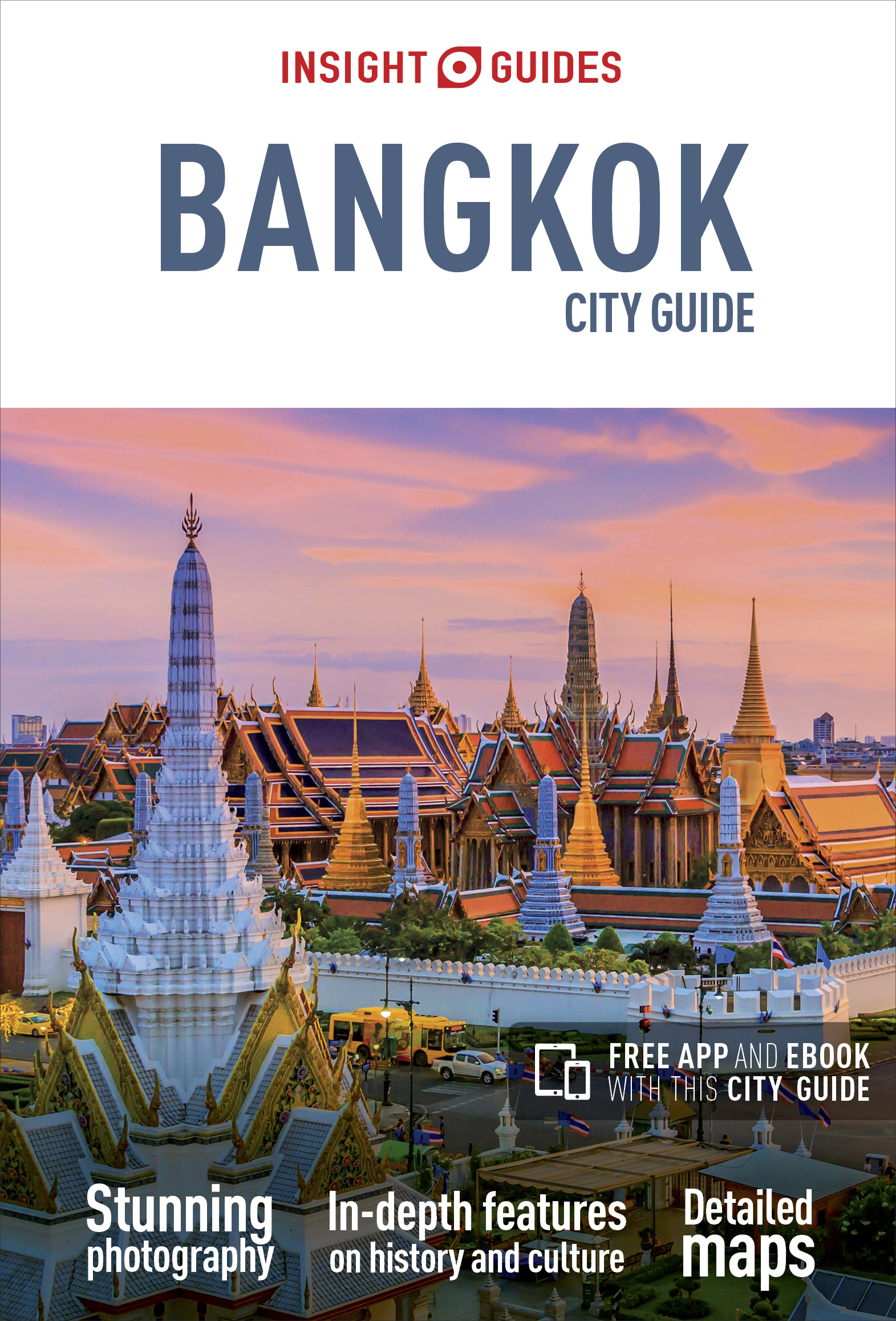 Insight Guides City Guide Bangkok (Travel Guide with Free eBook)