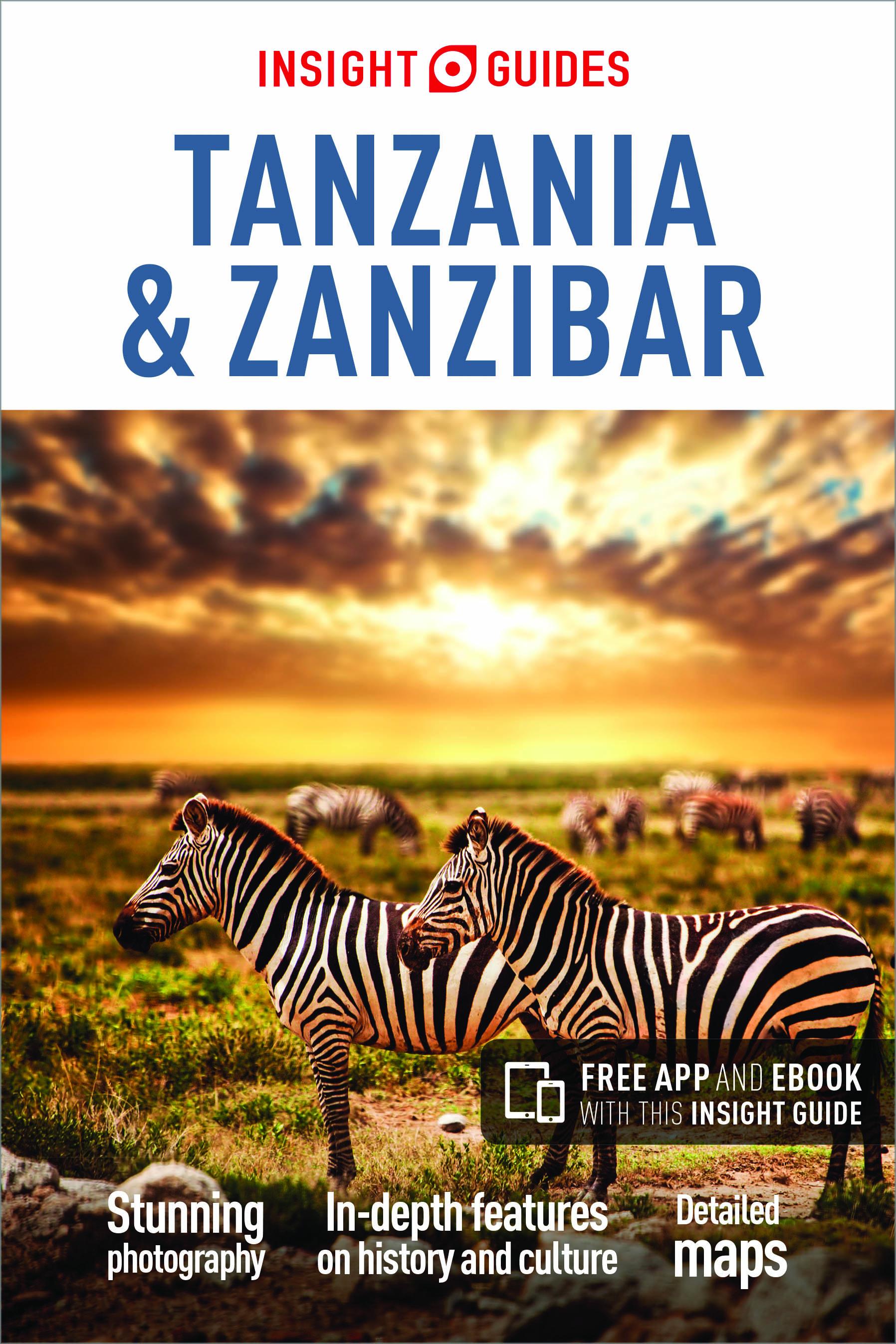 Tanzania & Zanzibar (Travel Guide with Free eBook)