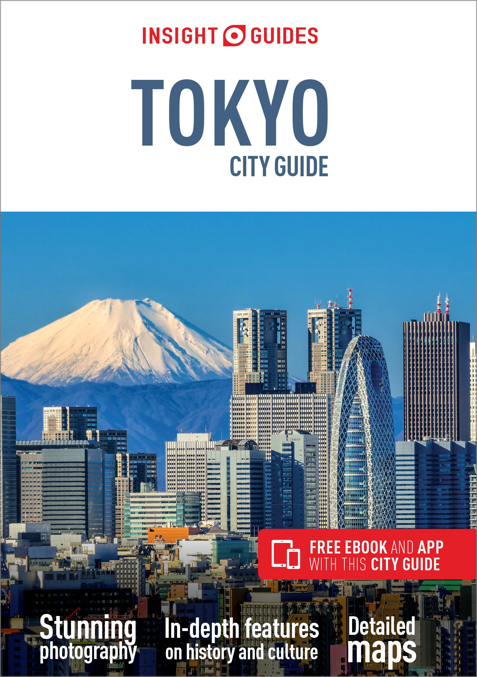 Insight Guides City Guide Tokyo (Travel Guide with Free eBook)